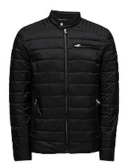 SHDSTREET NYLON JACKET - BLACK