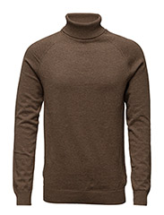 SHDADAM ROLL NECK - CARIBOU