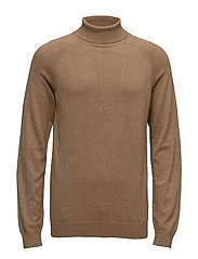 SHDADAM ROLL NECK - OTTER