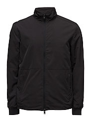 SHDED JACKET - BLACK