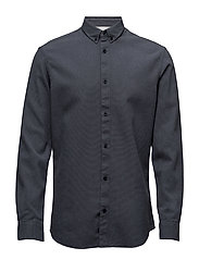 SHDONEDALE SHIRT LS - OMBRE BLUE