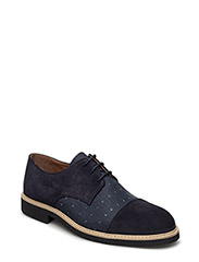 SHHNOAH MIX SHOE - DARK NAVY