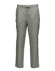 SHDKAI-TAPERED TROUSERS - GREY