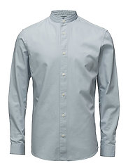 ABONEMAO-CHAMBRAY SHIRT LS - SKYWAY