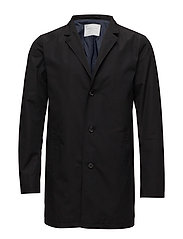 SHDSTEFFEN COAT - BLACK