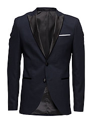 Shdone-Tux Peak2 Navy Blazer Selected Homme Suits & Blazers