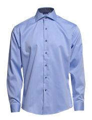 H1L/S CNI F. TWILL - L/blue