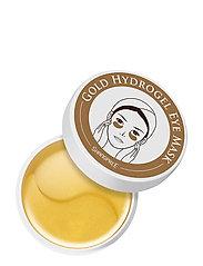 Hydrogel Eye Mask Gold 60 pcs - CLEAR