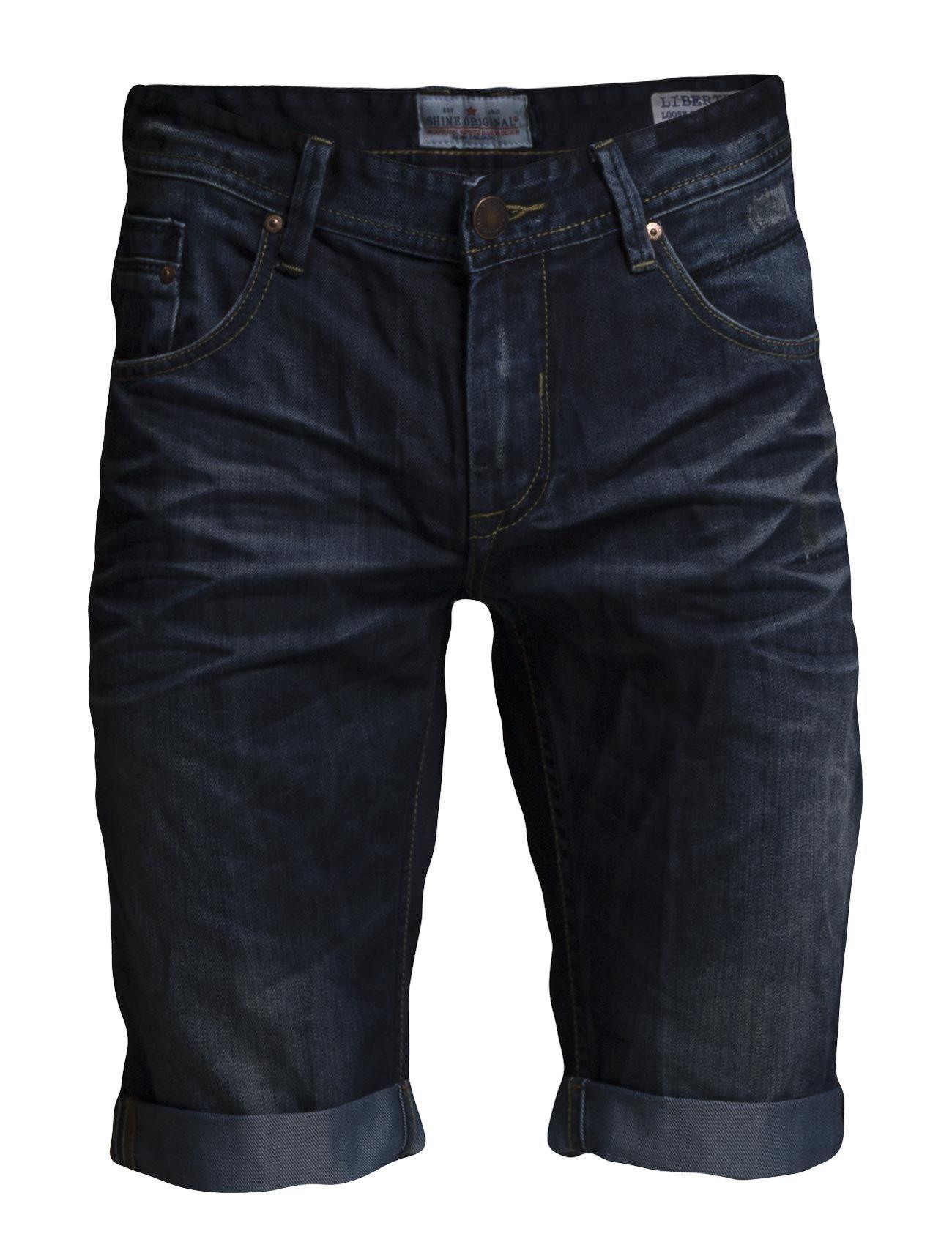Denim Shorts – Juicy Blue