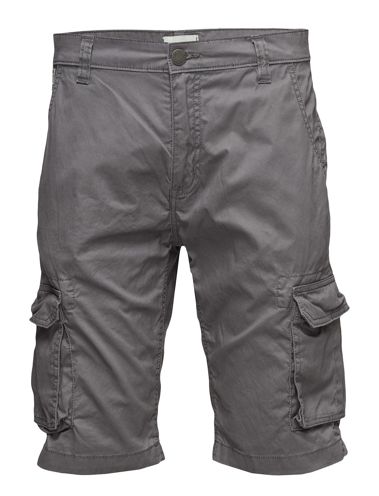 Long Cargo Shorts Shine Original Cargos til Herrer i Grå