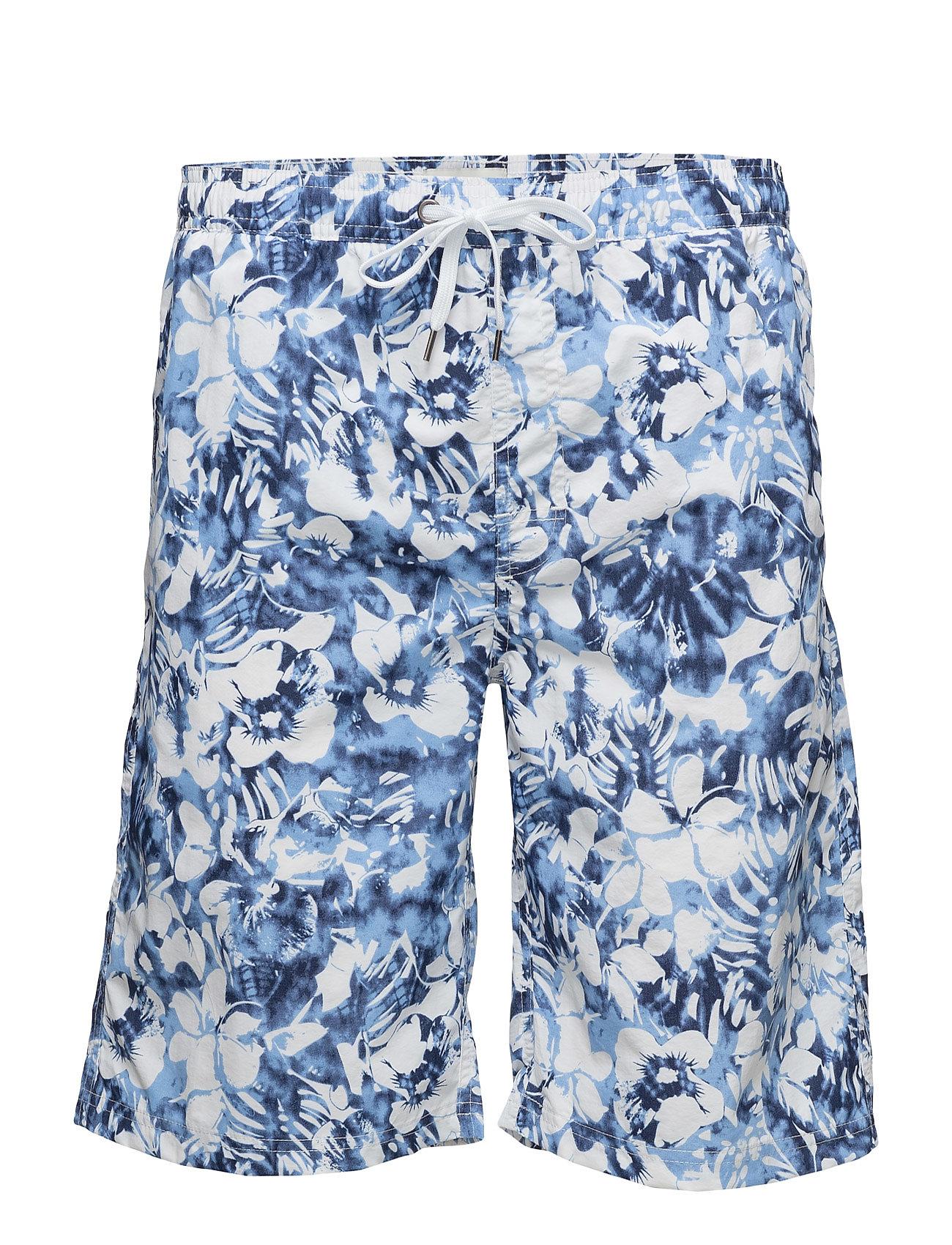 Printed Surfer Shorts Shine Original Bermuda shorts til Herrer i