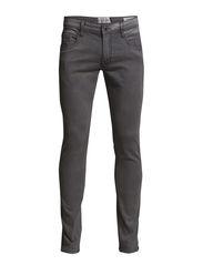 Queens jeans - stream blue - GREY SKY