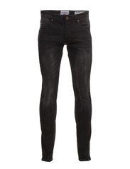 Queens jeans - black wood - BLACK WOOD