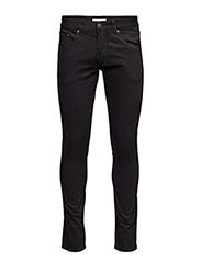 Slimfitjeans-blackdenim - BLACK DENIM