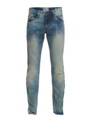 Manhattan jeans - hunting blue - HUNTING