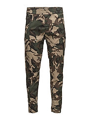 Drop crotch military pants - ARMY