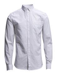 Oxford shirt L/S - WHITE
