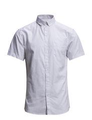 Oxford shirt S/S - WHITE
