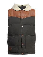 Lumberjack waistcoat - ARMY