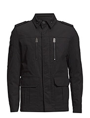 Militaryjacket - BLACK