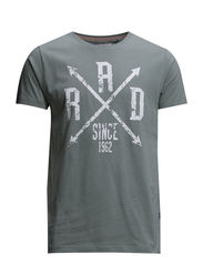 Original and rad tee S/S - MUST GREEN
