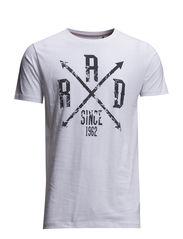 Original and rad tee S/S - WHITE