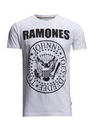 Ramones tee S/S - WHITE