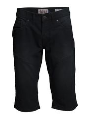 Fifth Av. shorts - bear black - BEAR BLACK