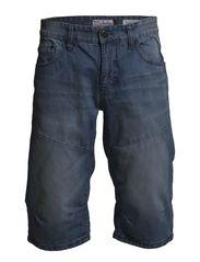 Fifth Av. shorts - snap blue - SNAP BLUE