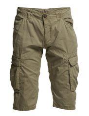 Cargo shorts - SAND