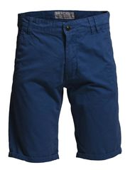 Chino shorts - VALIANT BLUE