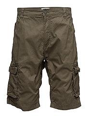 Long cargo shorts - ARMY