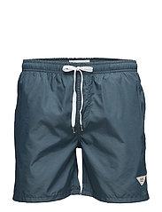 Swim shorts - DARK BLUE