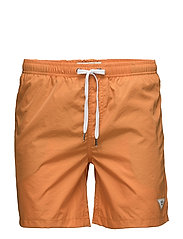 Swim shorts - ORANGE
