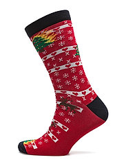 Christmas socks - RED