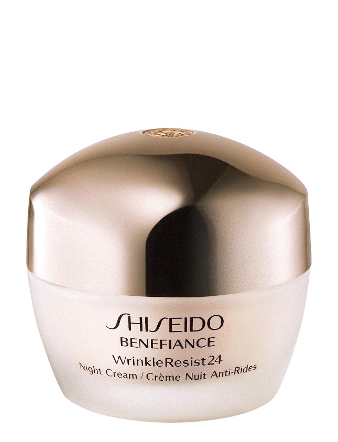 Shiseido Benefiance Wr24 Night Crea Shiseido #I/T til Kvinder i