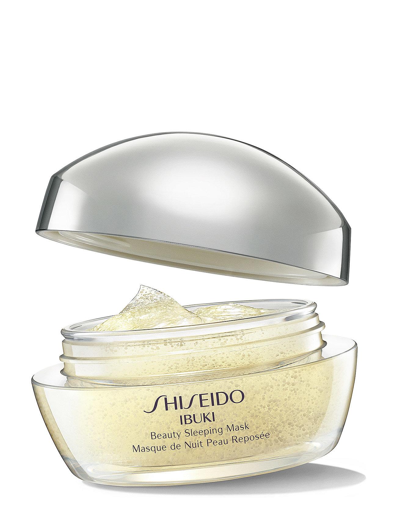 Shiseido ibuki beauty sleeping mask fra shiseido på boozt.com dk
