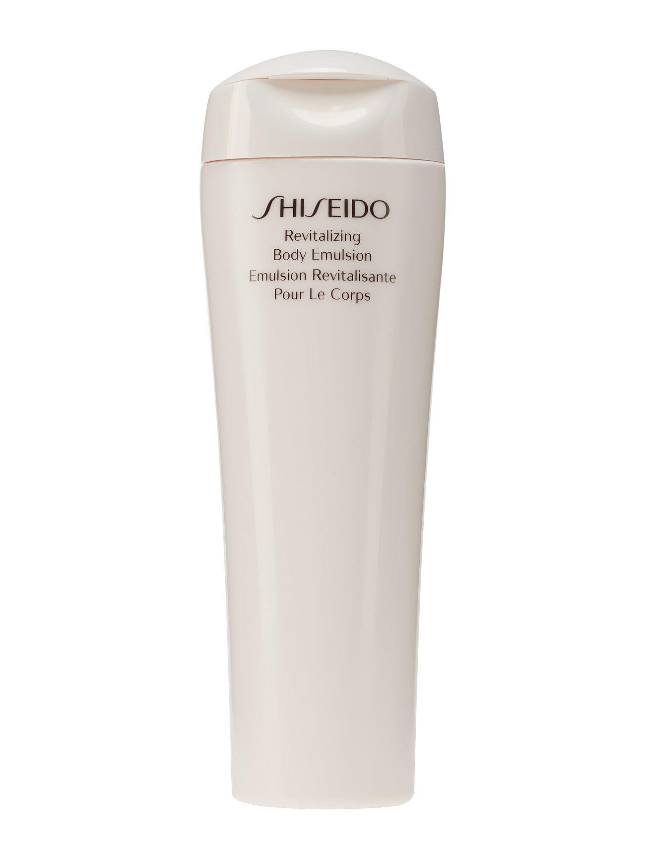 shiseido – Shiseido bodycare revitalizing body på boozt.com dk
