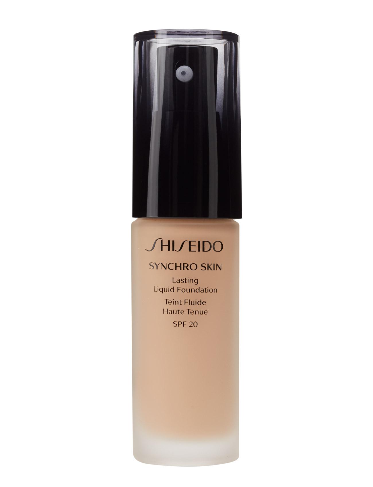 shiseido – Shiseido synchro skin foundation 3 fra boozt.com dk