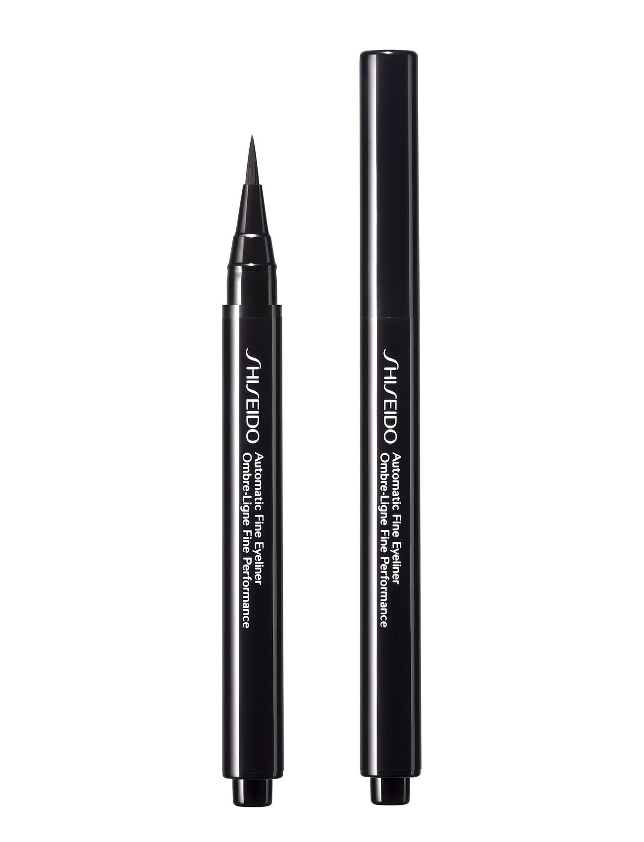 Shiseido fine eyeliner 1 black fra shiseido på boozt.com dk