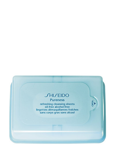 SHISEIDO PURENESS REFRESHING CLEANS - NO COLOR
