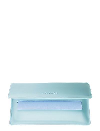 PURENESS OIL-CONTROL BLOTTING PAPER PK100 - NO COLOR