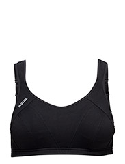 Active MultiSports Support Bra - BLACK