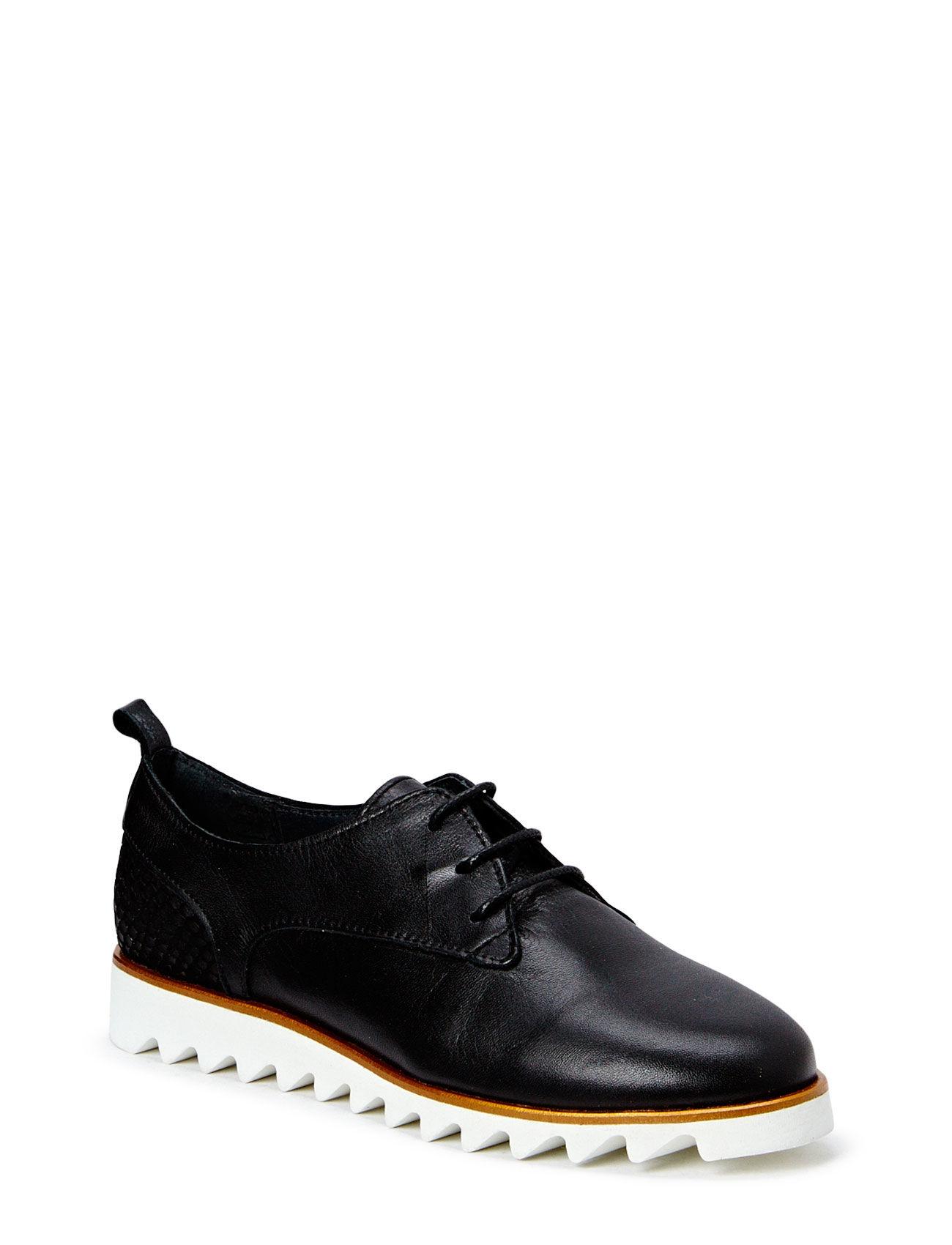 Alger Shoe shi bar Flade sko til Kvinder i Sort