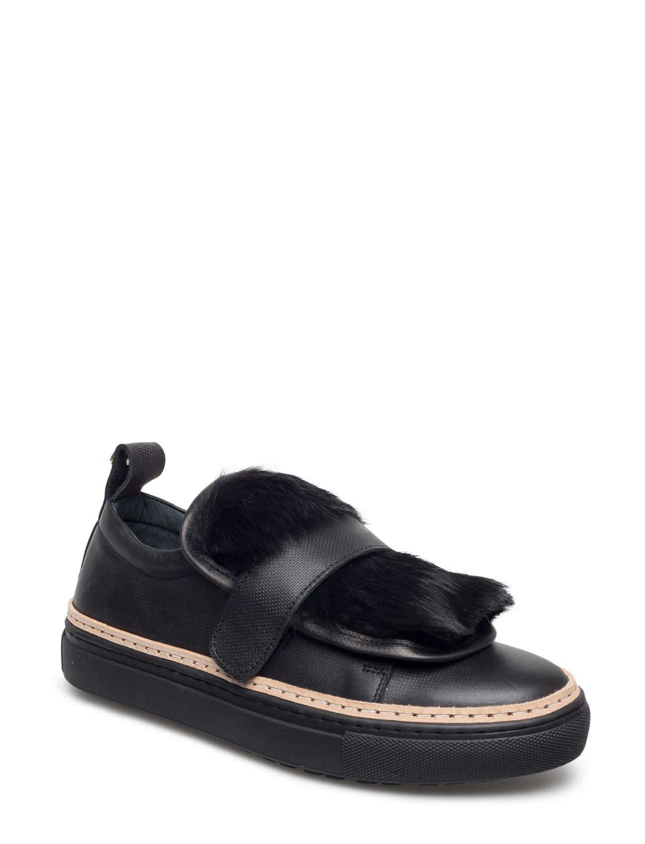 Bear Shoe shi bar Flade sko til Damer i Sort