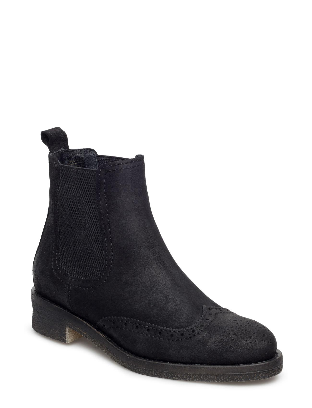 Mix Shoe shi bar Støvler til Damer i Mørkebrun