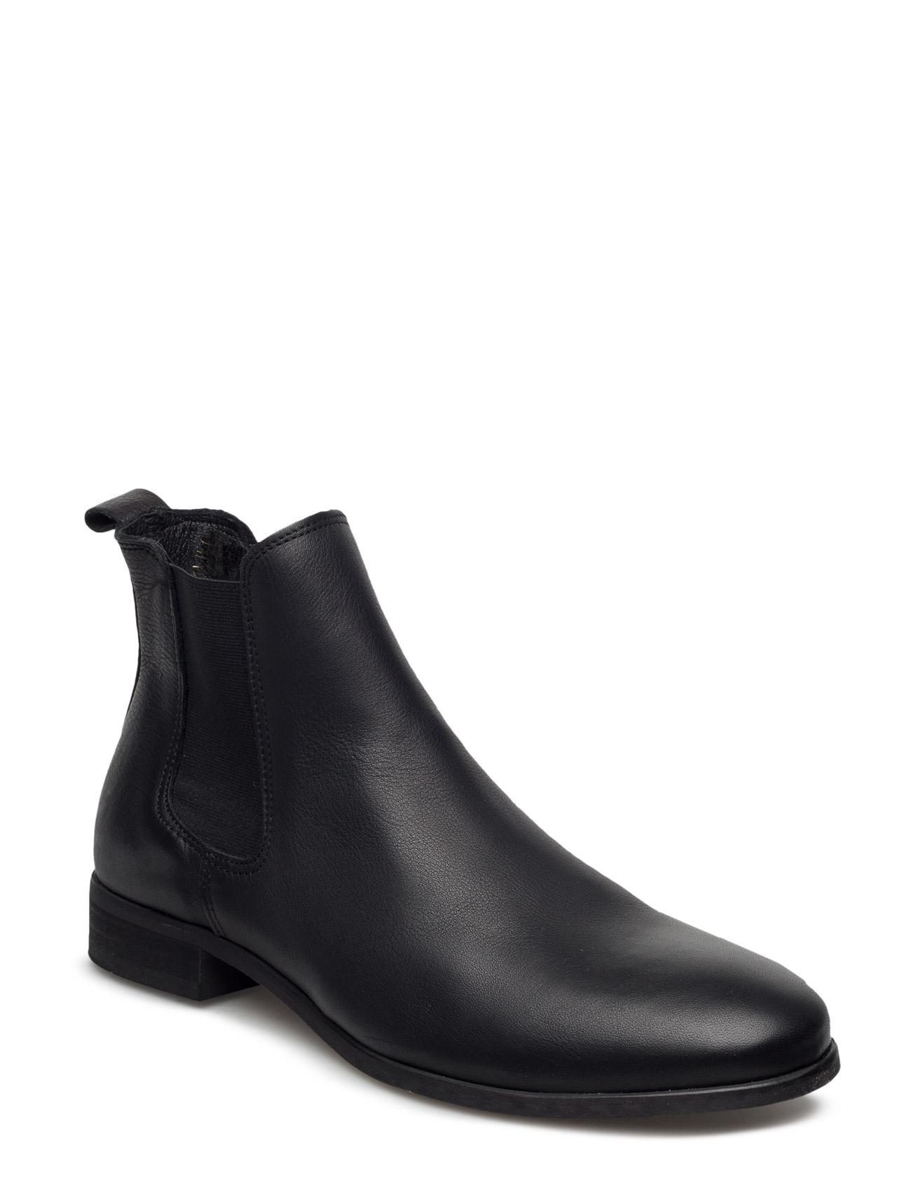 Stb1056 Shoe The Bear Støvler til Mænd i Sort