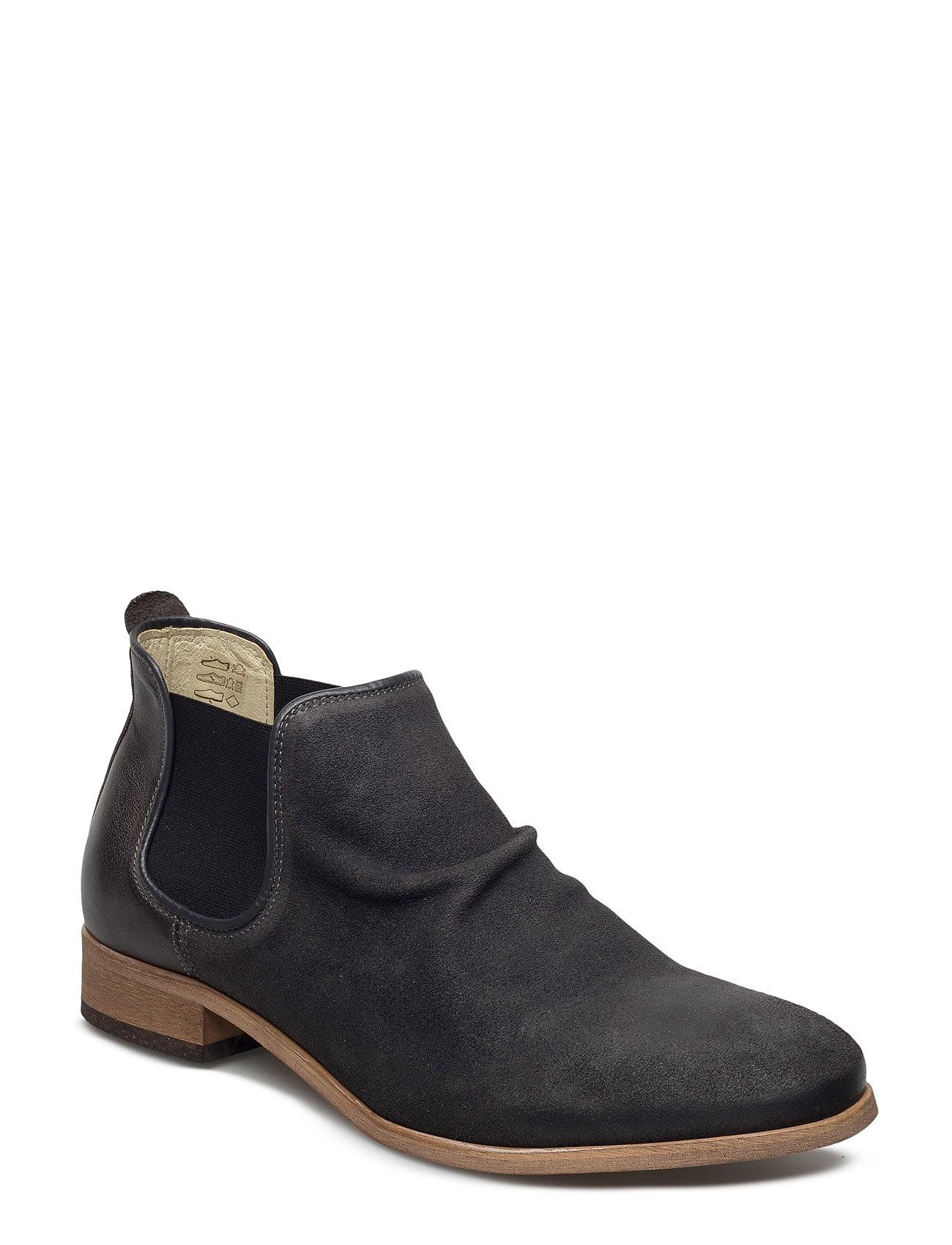 Stb1064 Shoe The Bear Støvler til Mænd i Sort