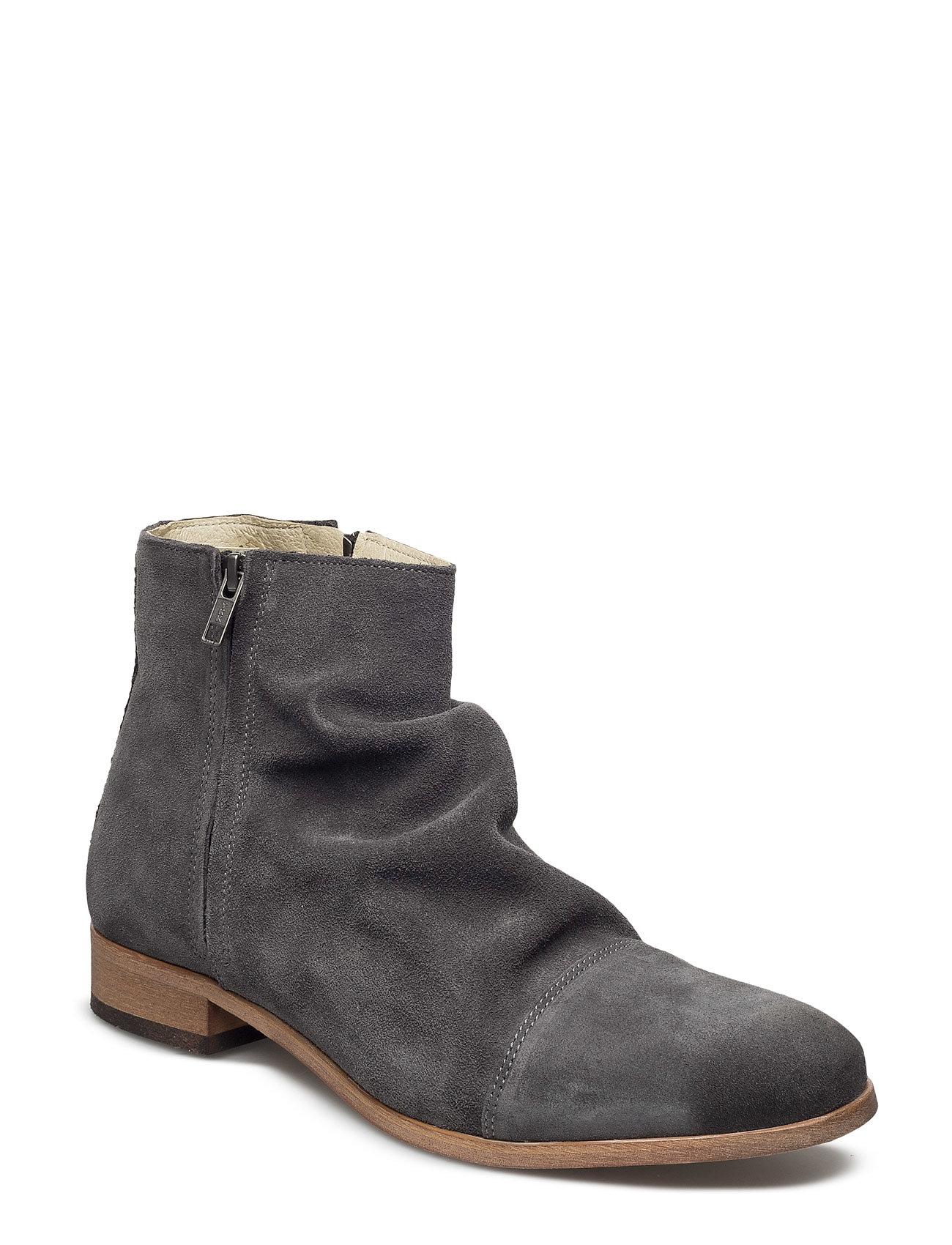 Stb1067 Shoe The Bear Støvler til Mænd i Mørkegrå