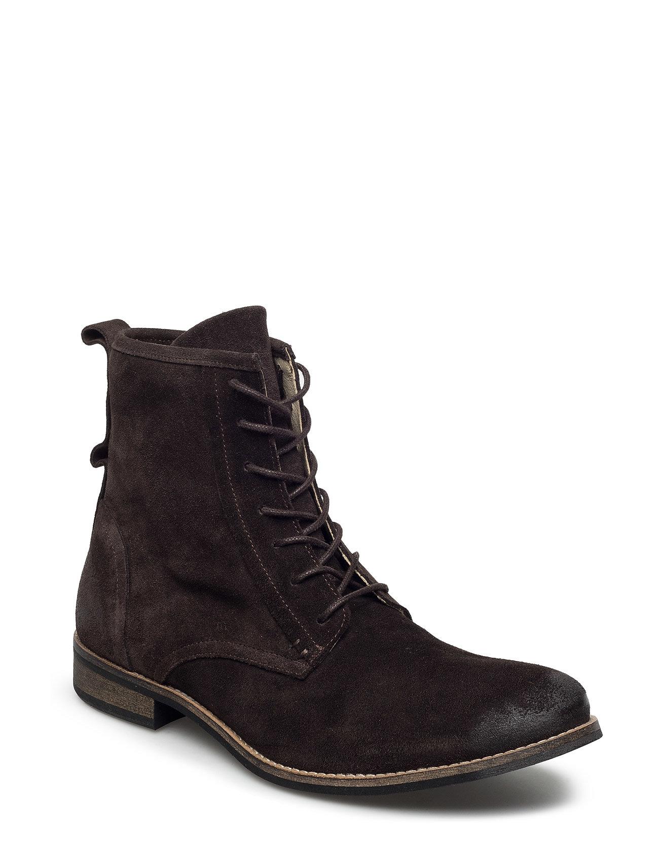 Stb1069 Shoe The Bear Støvler til Herrer i Mørkebrun